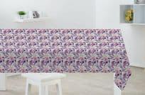 Sabichi PVC Table Cloth - Wild Poppy Floral